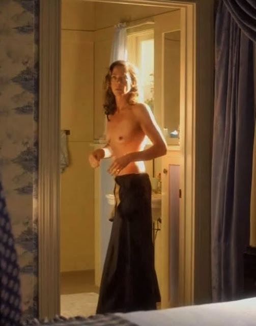 Sexy debbie caught naked 5