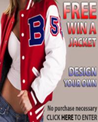 Win a Varsity Jacket!