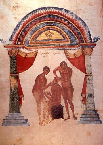 LA HISTORIA DE LA CIRUGIA BUCAL Y MAXILOFACIAL