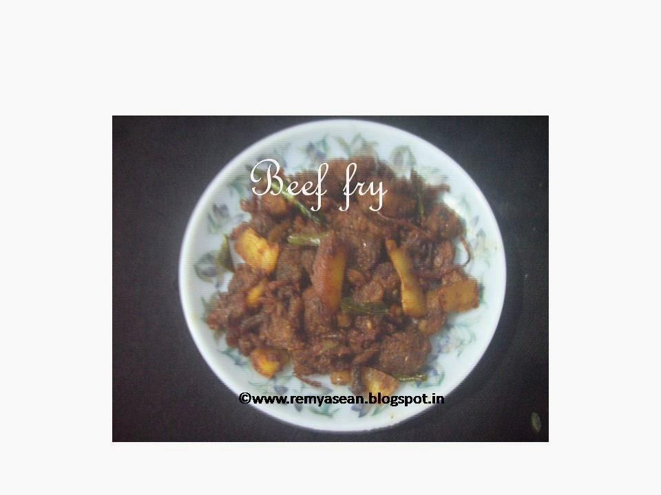 Beef fry