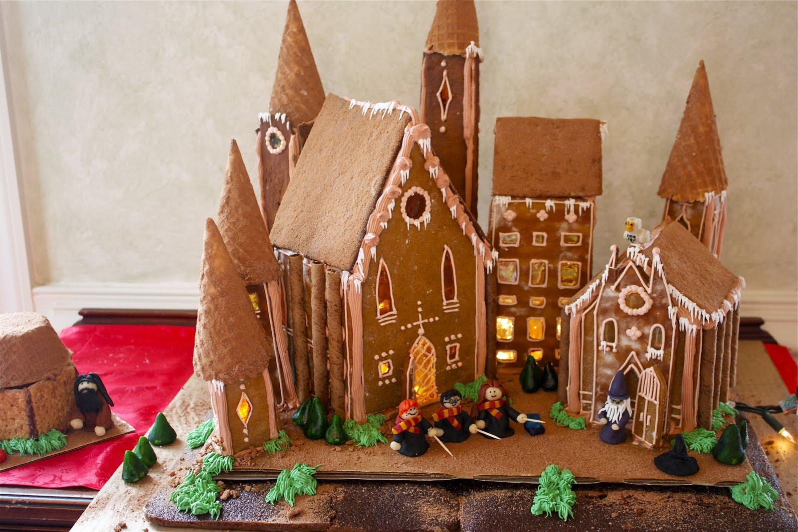 CosmoCookie Harry Potter Birthday Cake Part 2