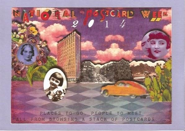 National Postcard Week