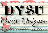 Proud Guest Designer - Nov. 2012