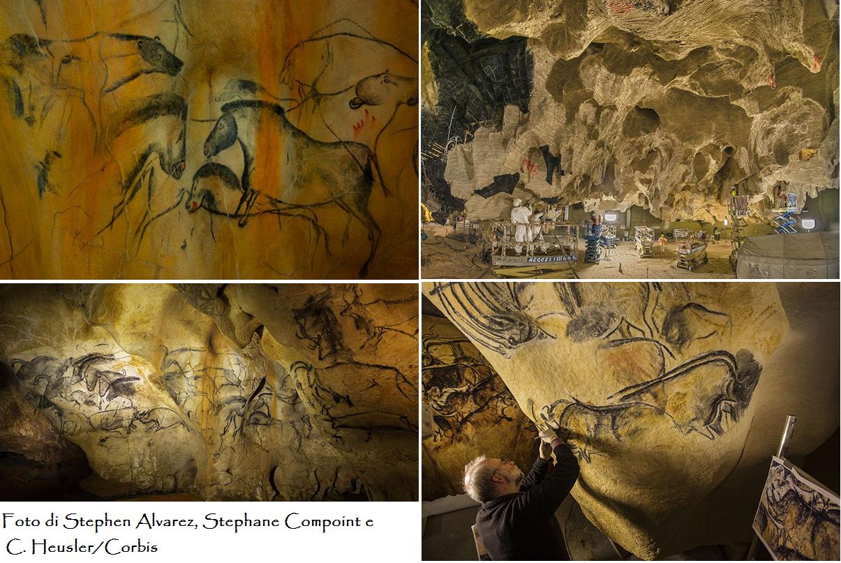 Quotidiano honebu di storia e archeologia grotta di - Simboli di immagini della francia ...