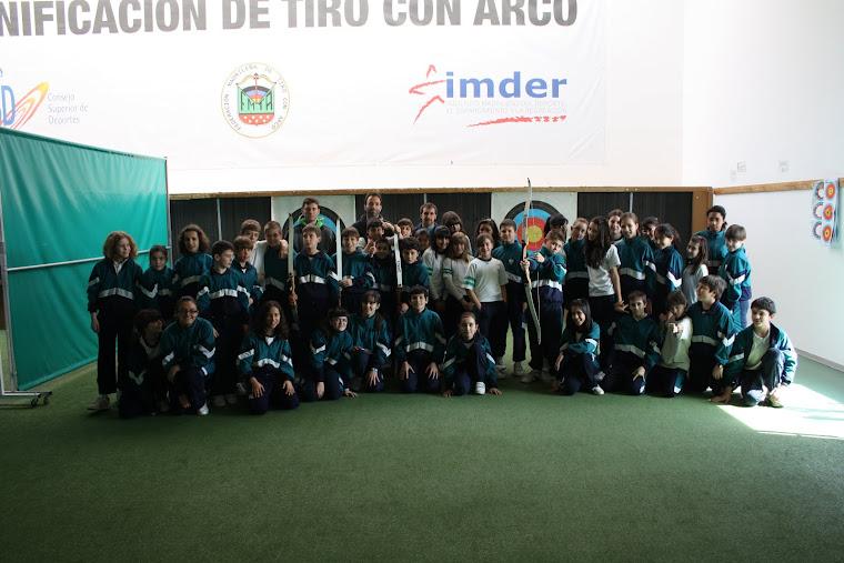 TIRO CON ARCO 2012