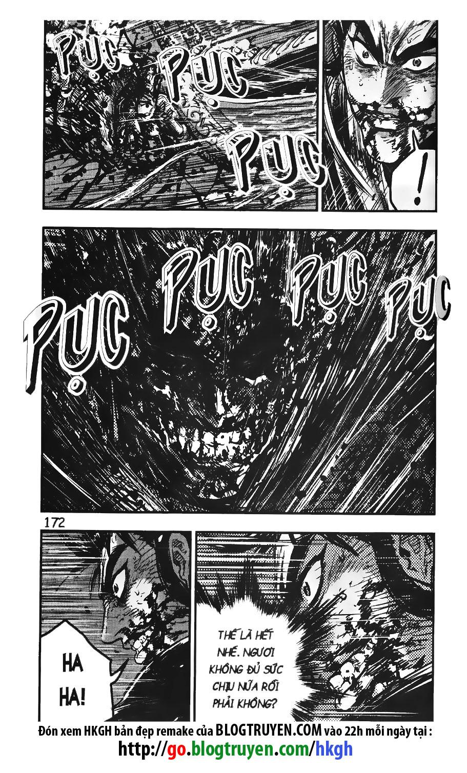 Hiệp Khách Giang Hồ chap 396 Trang 15 - Mangak.info