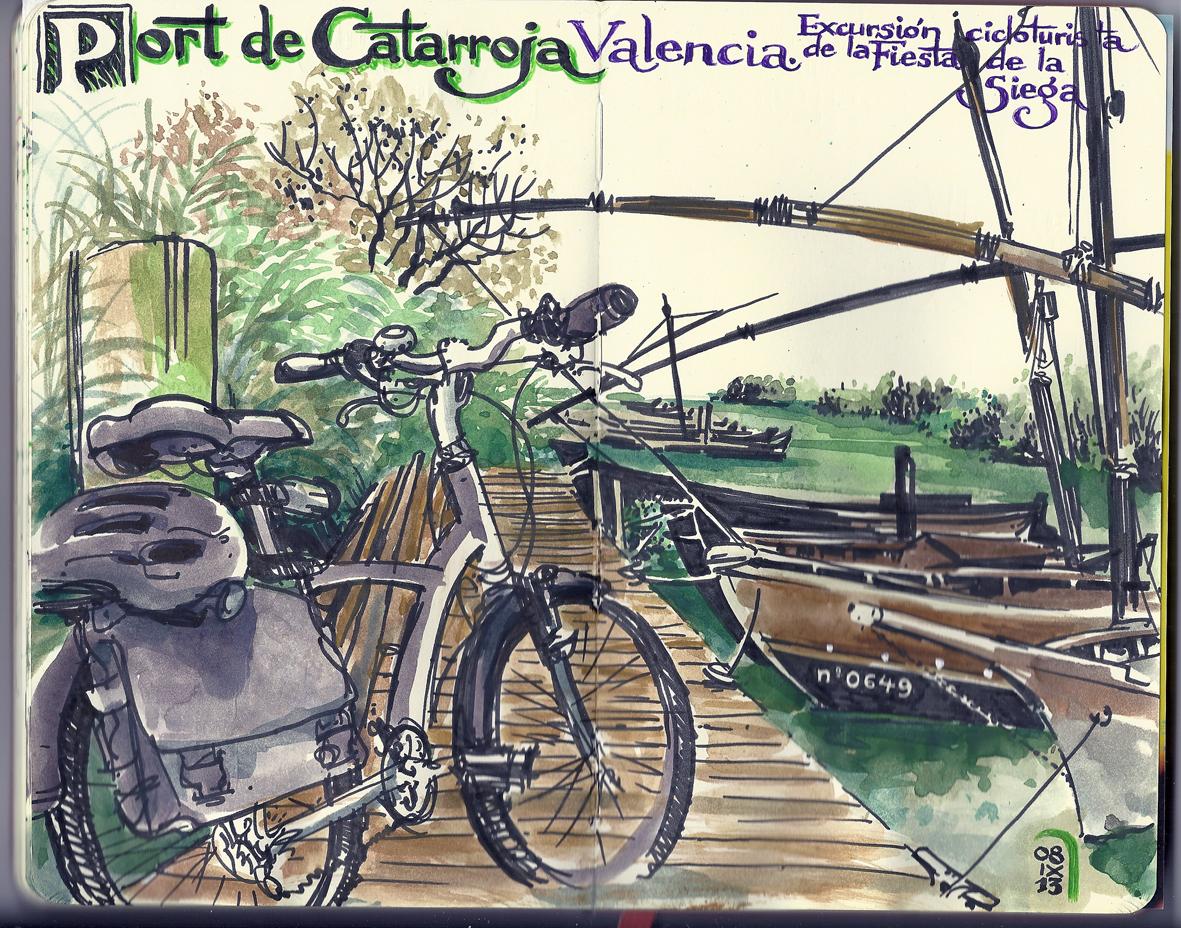 De vuelta con el cuaderno puerto de catarroja valencia - El tiempo en catarroja valencia ...