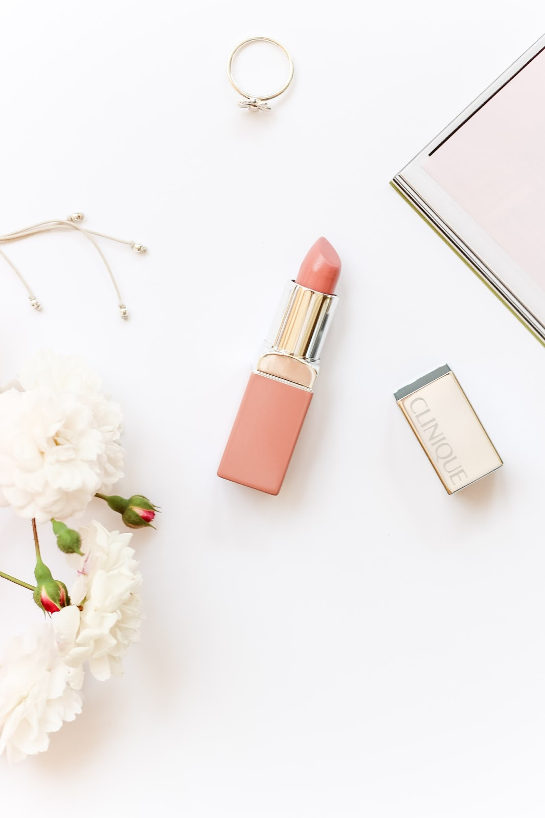 Clinique Pop Lip Colour in Beige Pop Review