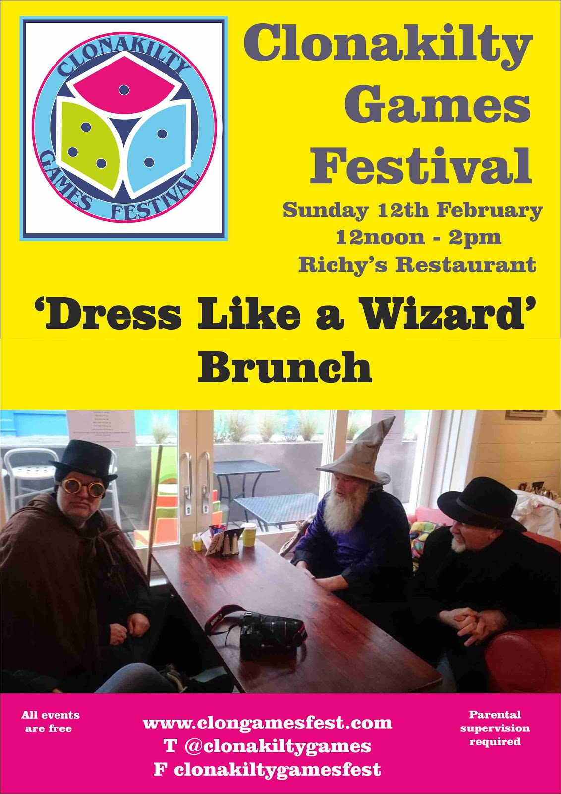 Wizard Brunch