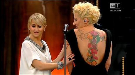 Sanremo 2013 Malyka Ayane