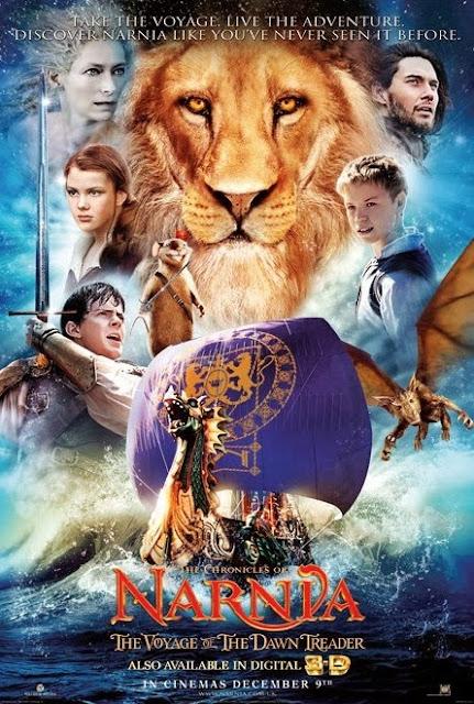 "Contoh Teks Review ""Narnia 3"""