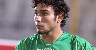صلاح سليمان لاعب وسط إنبي