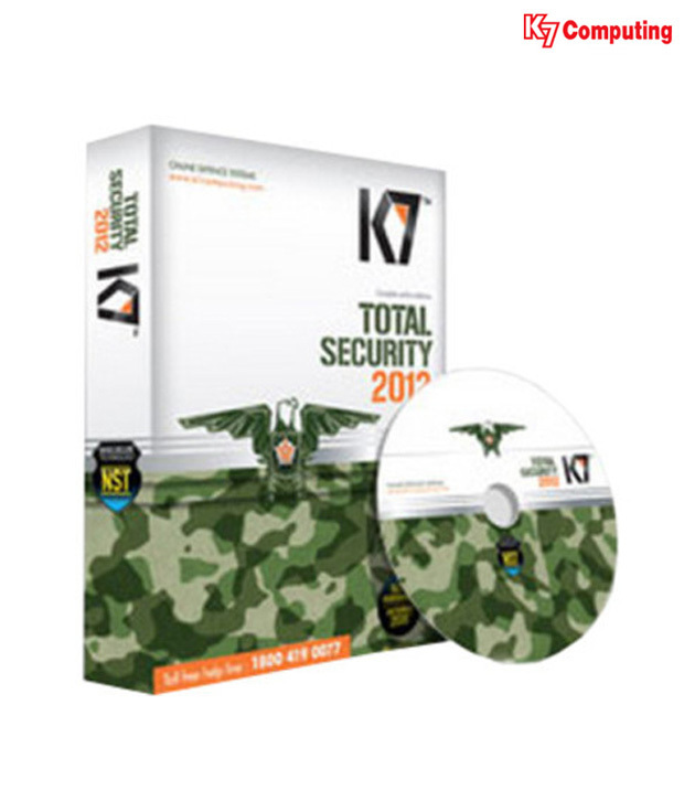 K7 antivirus key download