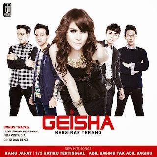 Geisha - Bersinar Terang (Album 2014)
