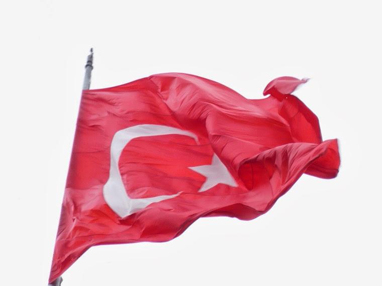 TÜRK BAYRAĞI / TURKISH FLAG