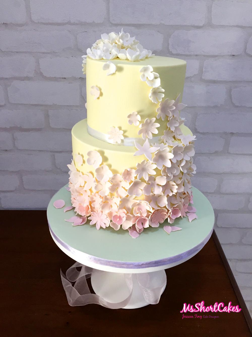 Miss Shortcakes Cakes For Hantaran 2015