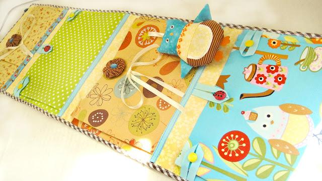 Сова - кармашки для детской комнаты, кармашки для девочки двух лет