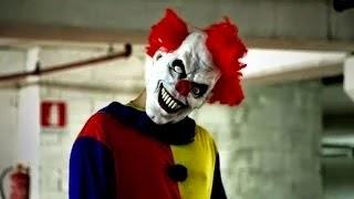 Клоун наводит ужас