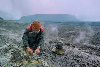Expedicion al crater del volcan Nyiragongo - 6