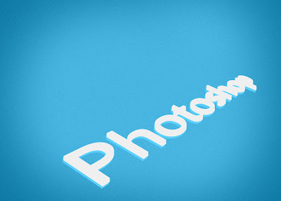 Membuat Tulisan 3D Dengan Photoshop 11