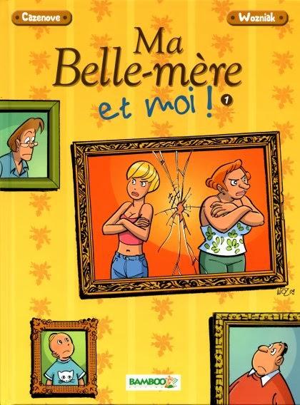 MA BELLE-MERE ET MOI t1