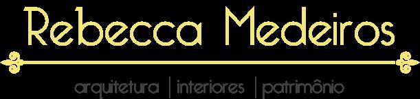 Rebecca Medeiros Arquitetura