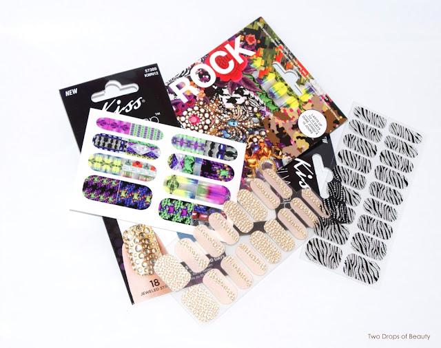 nail art, маникюр, наклейки для ногтей, asos