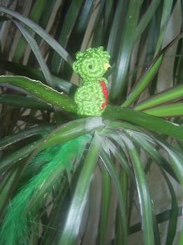 Amigurumi Quetzal