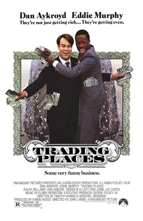 Brian Vs. Movies: Trading Places