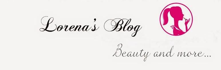 Lorena's Blog