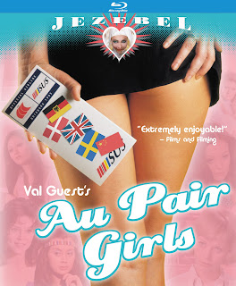 "Blu-ray Review | ""Au Pair Girls"""