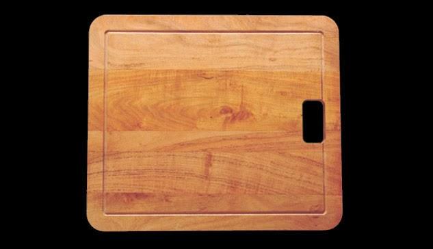 Recetas para ser feliz c mo curar una tabla de madera for Como hacer una tabla para picar de madera