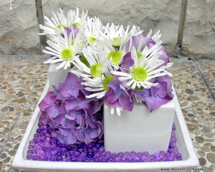 Centro+mesa+floral+margaritas+y+hortensias+%255b800x600%255d