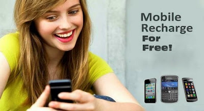 How To Get Free Mobile Recharge