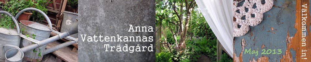 Anna Vattenkannas Trdgrd