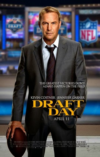 Draft Day (2014) di Bioskop