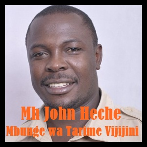 Mh John Heche