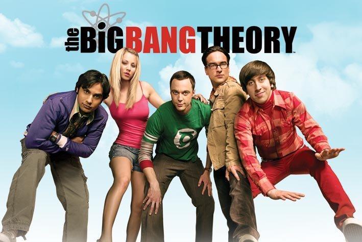 Big bang theory s5e9 online dating