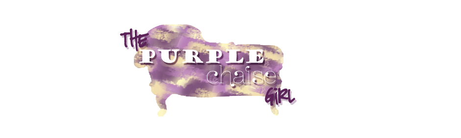 The Purple Chaise Girl