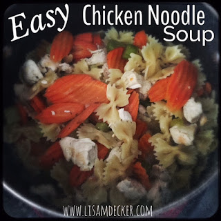 Chicken Nooodle Soup, Easy Chicken Noodle Soup, 21 Day Fix, Healthy Recipes, Healthy Soup Recipes, Meal Planning