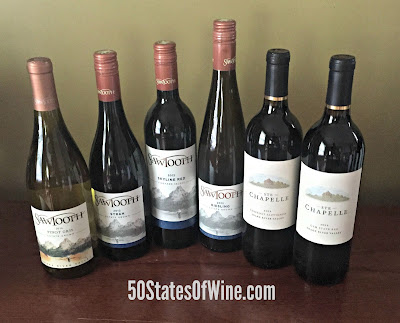 Idaho Wines: Sawtooth Winery