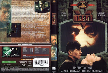 Carátula dvd: 1884 (1984) (Nineteen Eighty-Four)
