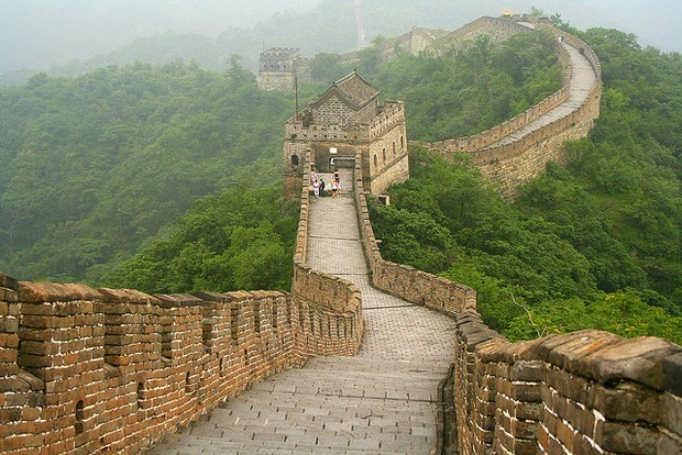 Four Fantastic Sights of China - The Great Wall of China