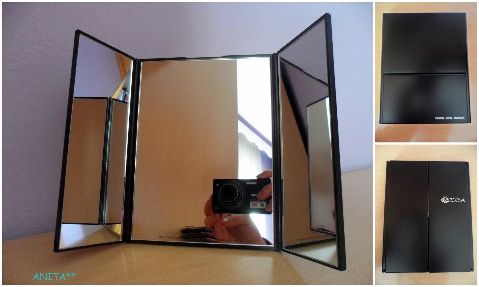 Anita compras maquillalia mayo 2014 - Espejo de viaje ...