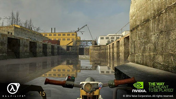 Half-Life 2 Apk obb data