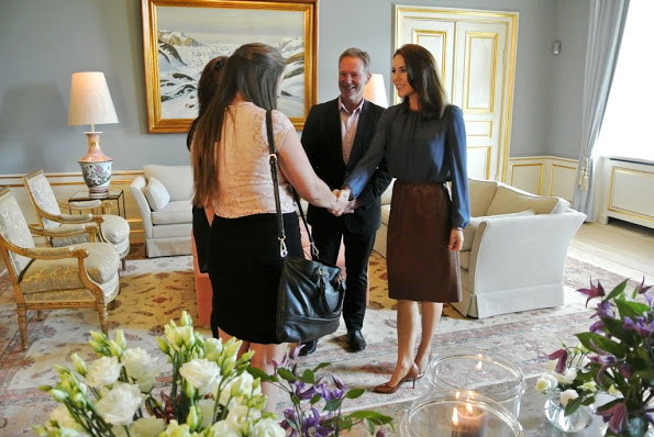 The Crown Princess Mary Scholarship 2015