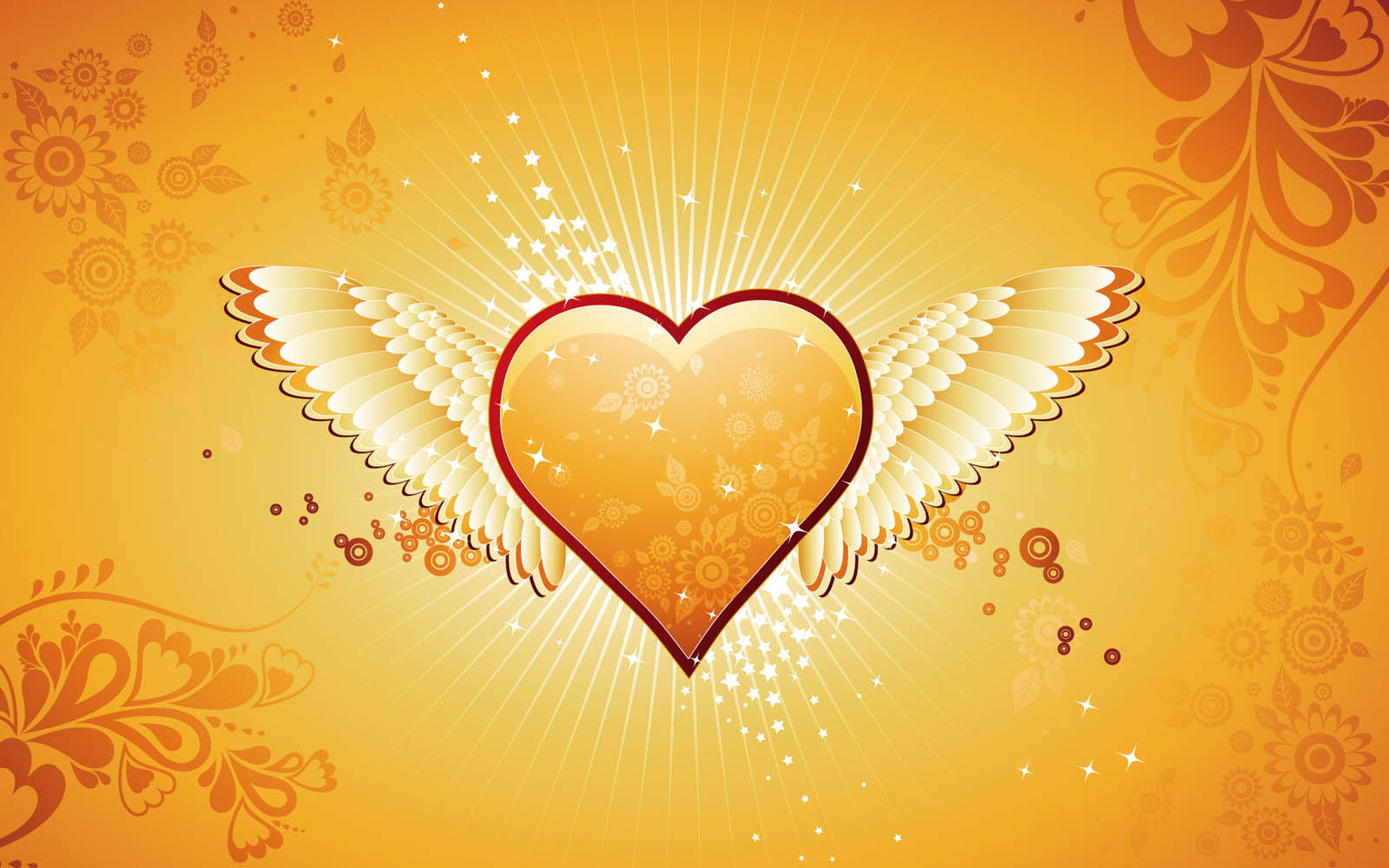 wallpapers: Vector Love Wallpapers