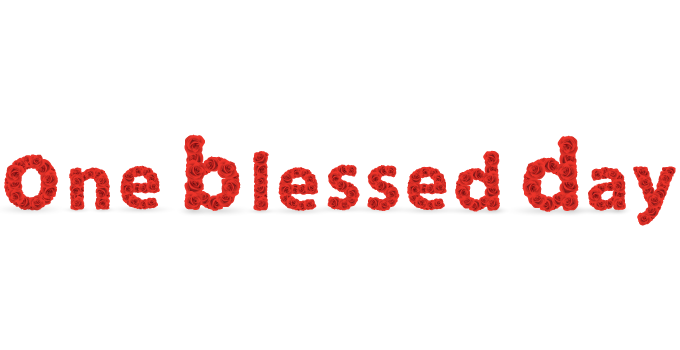 One Blessed Day
