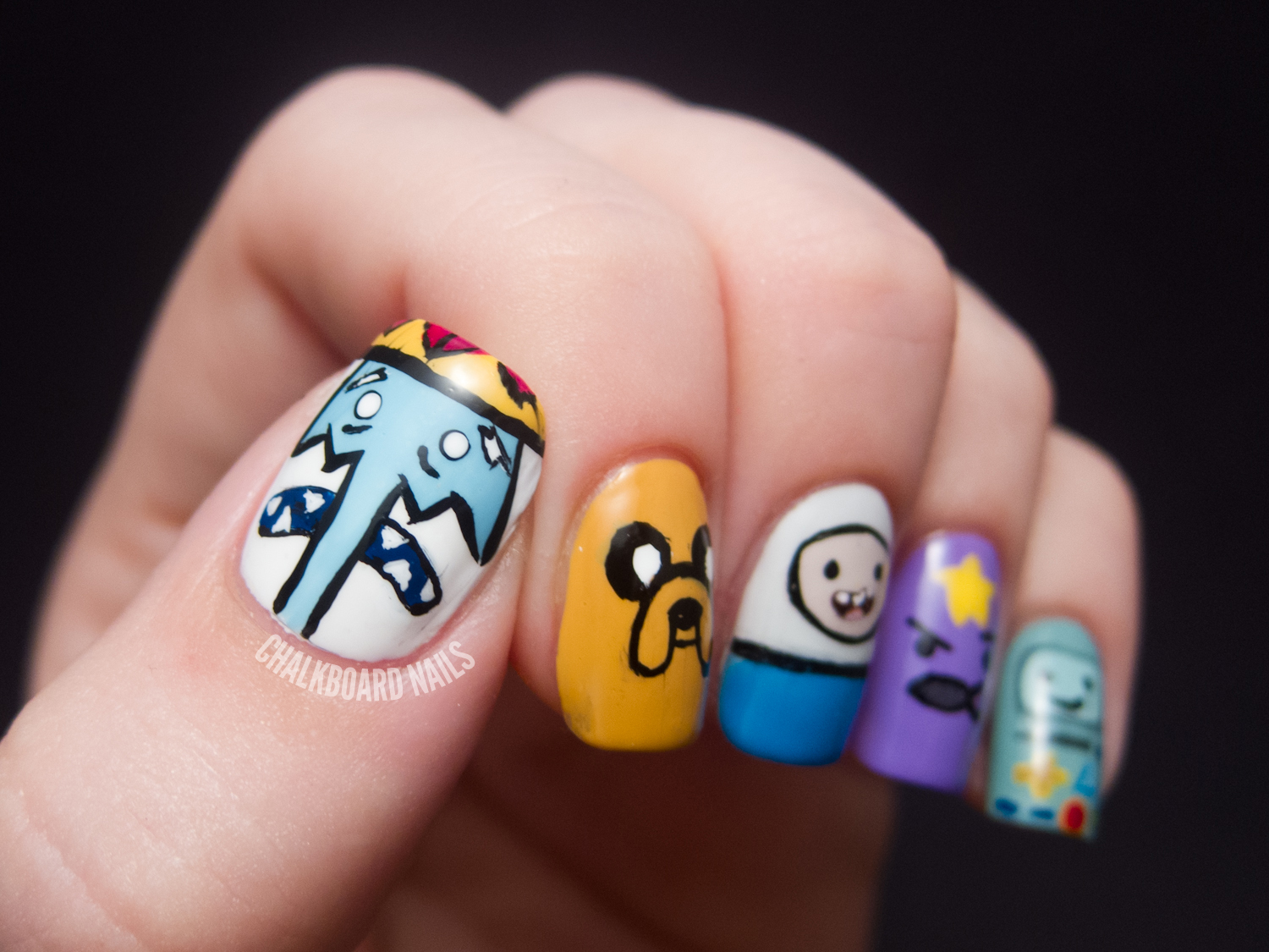 15 Most Wanted Nail Art Designs! photo 3