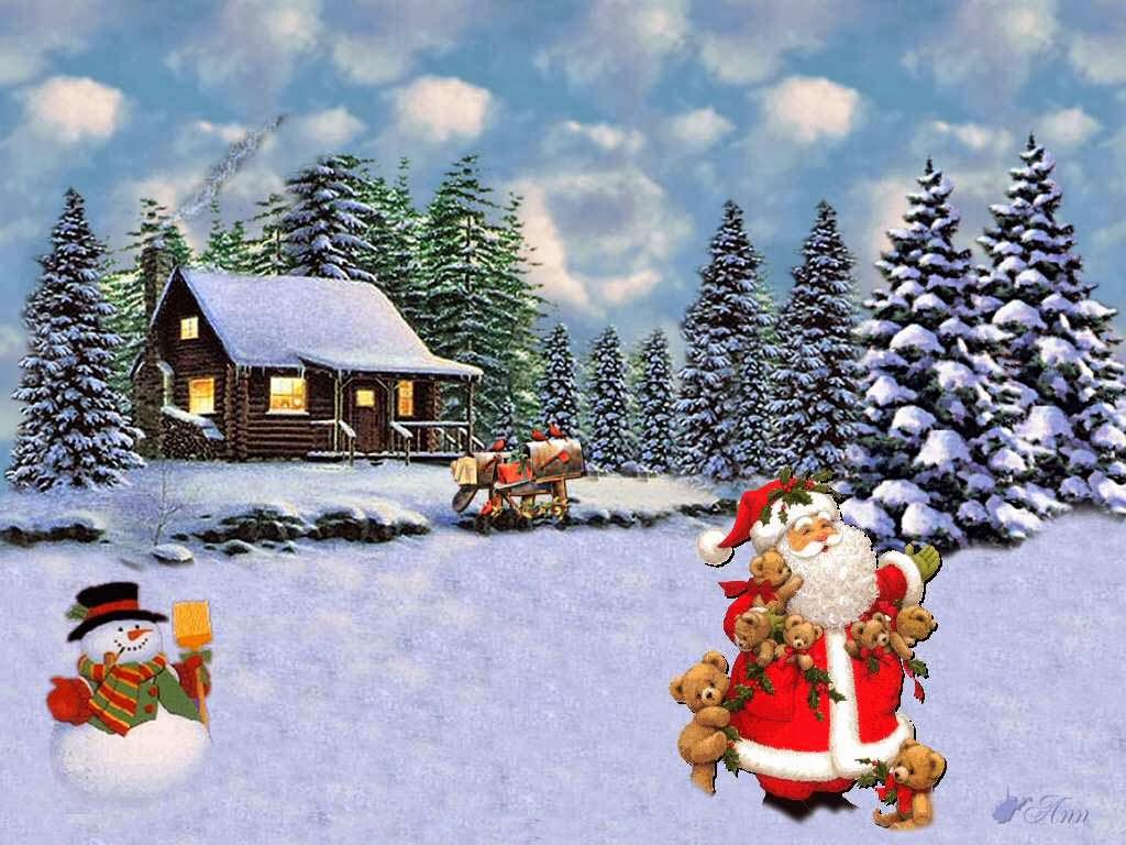2450ade3072fd Banco de Imagenes y fotos gratis  Imágenes de Navidad con Santa 2